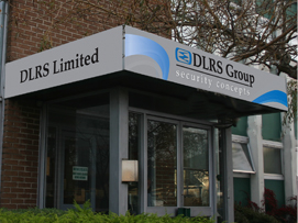 Entrance to DLRS Limited